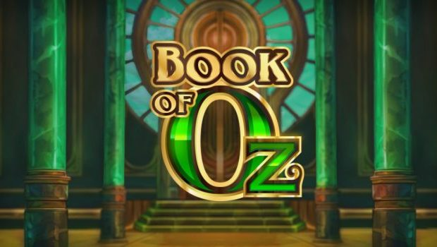 Book of Oz Slot Arrives at Microgaming Casinos