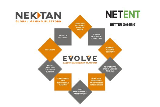 Nektan boosts casino offering with NetEnt's live dealer games