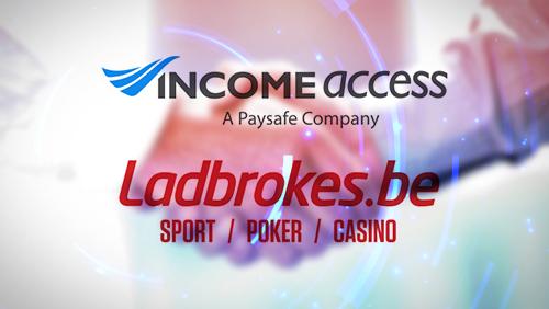 Ladbrokes Belgium launches new associate programme with revenue access