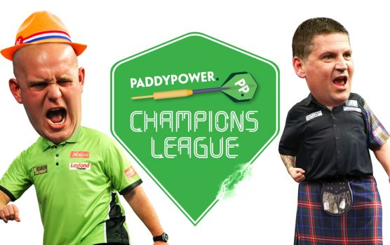 PDC darts is coming to Leicester - here's the way to register for tickets for the Paddy power Champions League 2019