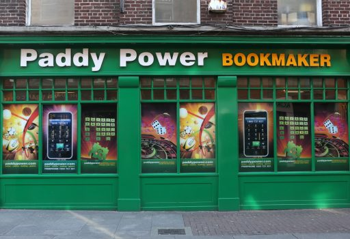 Paddy power's luckiest names published