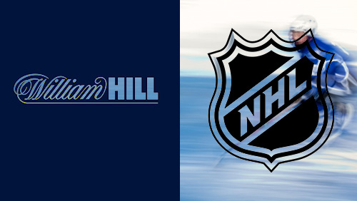 William hill, NHL partnership on Sports betting