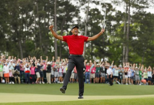 Tiger woods' Masters bet cost William hill $1.2 Million