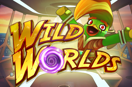 Wild Worlds slot from NetEnt Swoops in to keep the Day