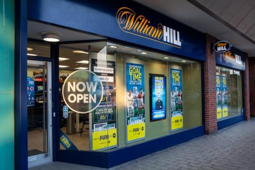 William hill is now an extended time period buy and hold