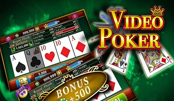 6 suggestions on enjoying video poker online vs. in an online casino