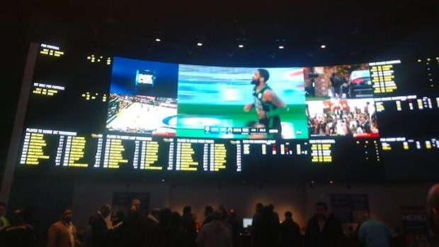 NBA is set to limit sportsbooks' usage of official data feed