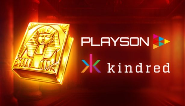 New partnership to Watch Playson content go across Kindred Group brands