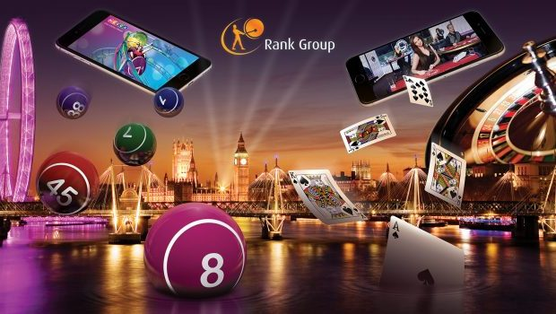 UK's Rank agrees to buy smaller Gambling firm Stride in push