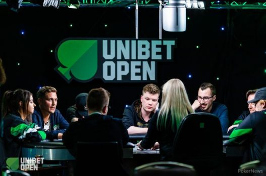 Winsor Leads the Final 19 at Unibet Open up London