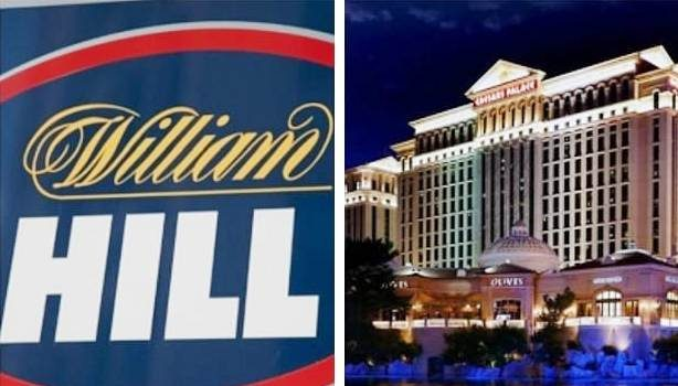 Casino merger William Hill in aborted £6bn Caesars Entertainment