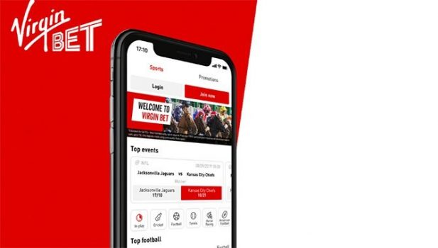 Gamesys launches Virgin Bet in the UK