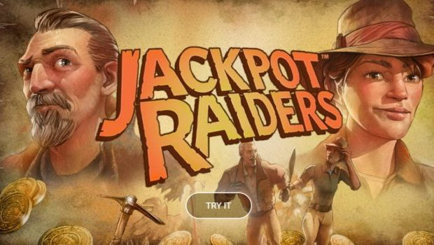 Jackpot Raiders Slot is Uncovered in Yggdrasil Casinos