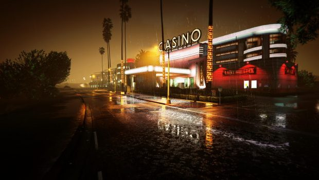 Diamond Casino by Grand Theft Auto (GTA) Allows Converting Cash to Chips