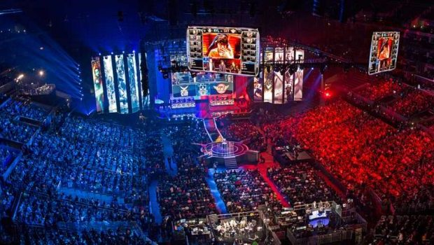 E-Sports Betting in Online Casinos Rising