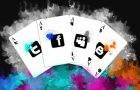 Poker Via Social Media