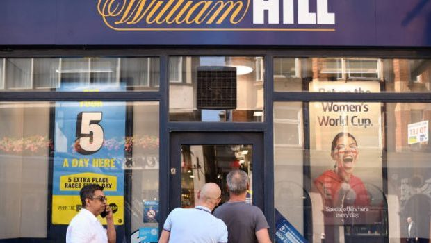William Hill Points Finger at FOBTs Decision to Close up to 700 Outlets