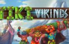Just For The Win raid the reels with Tiki Vikings™