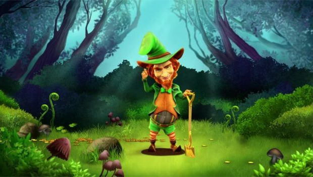 Larry the Leprechaun slot game Review