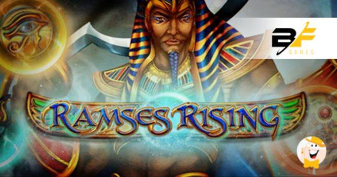 Ramses Rising slot Game Review