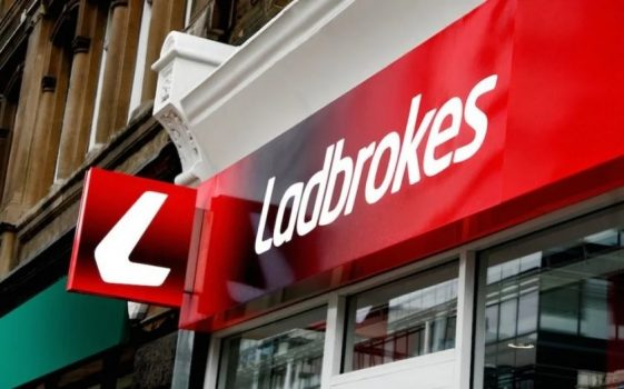 UK fines Ladbrokes £5.9m over problem gamblers
