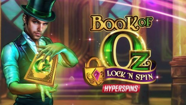 Microgaming revisits a modern classic in Book of Oz Lock 'N Spin