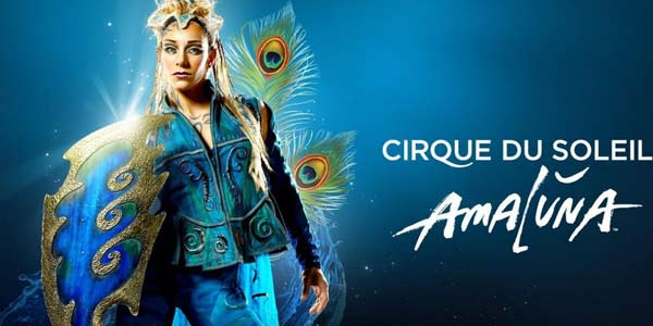 Cirque Du Soleil Amaluna Slot Game Review