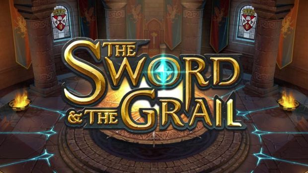 The Sword and the Grail slot Game Review