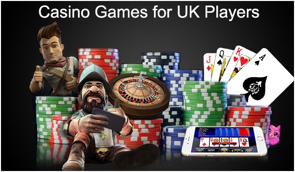 Top UK casino games