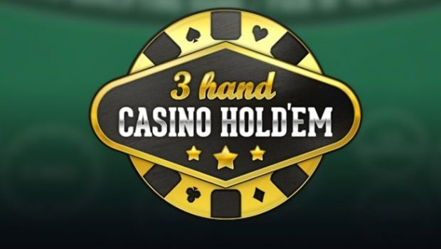 3 Hand Casino Hold'em Slot Review