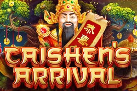 Caishen's Arrival Slot Review