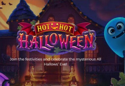 Hot Hot Halloween Slot Review