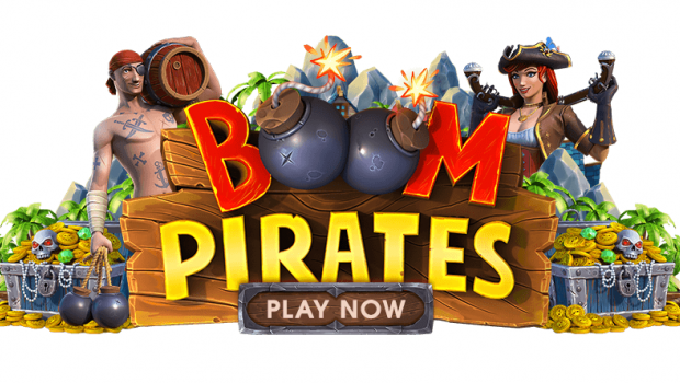 Microgaming explores the seven seas with Boom Pirates