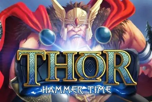 Thor: Hammer Time Slot Game Review