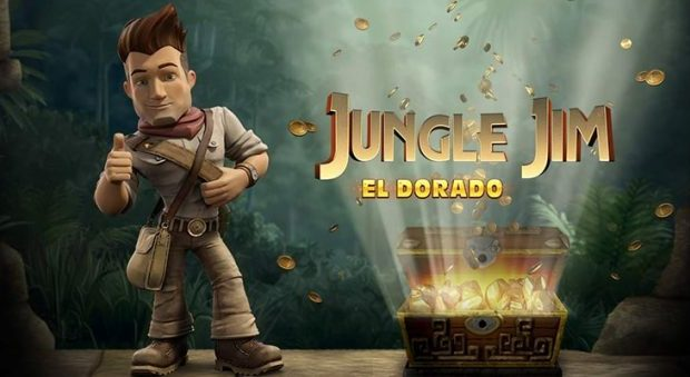 Jungle Jim is back and ready for adventure in Microgaming's slot
