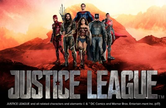 Justice League Comic slot review