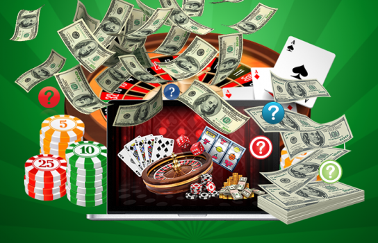 Make money with the online casino