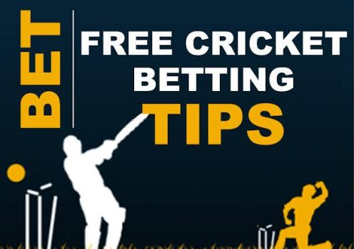Cricket Betting Tips in 2020