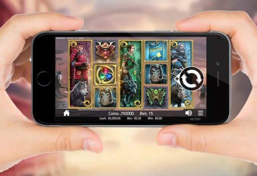 Play online casino on your smartphone anywhere and win jackpot