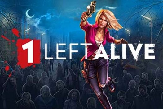 The Zombie Apocalypse has begun; will you be the 1 Left Alive?