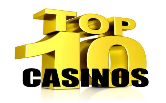 Top 10 Casino Sites in the UK