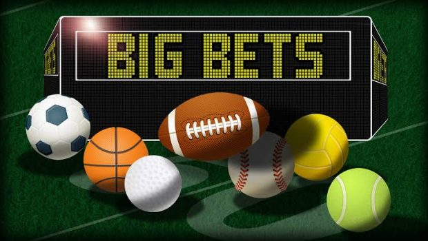Top sports betting events of 2020