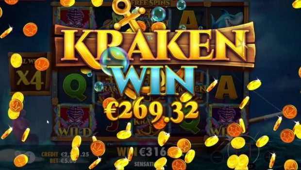 Kraken Casino Game Review