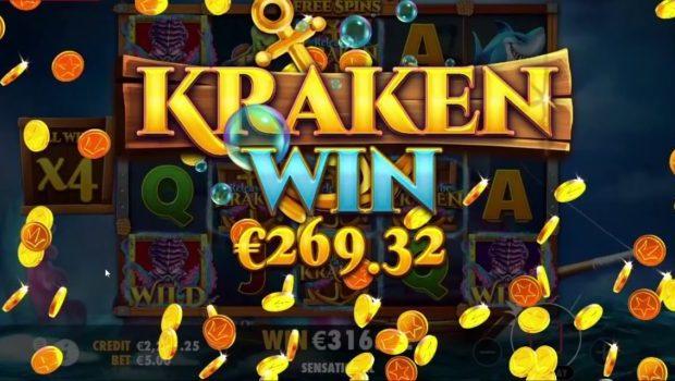 Kraken Casino Game Review