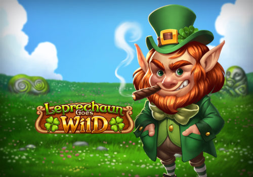 Leprechaun Goes Wild Game