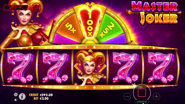Master Joker Casino Game Review