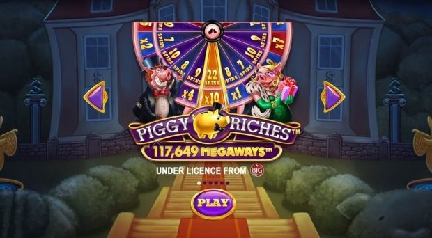 Piggy Riches Megaways Casino Slot Review