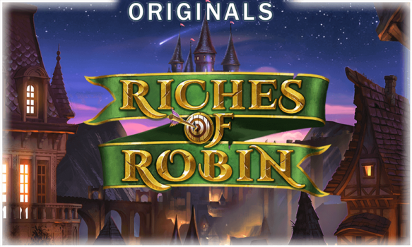 Riches of Robin Casino Slot Game