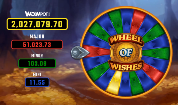 Wheel of Wishes set to join Microgaming's progressive jackpot network