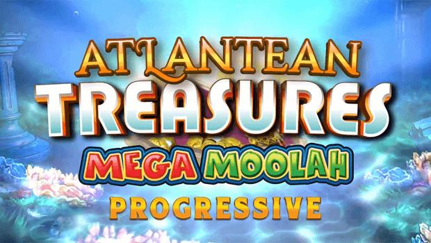 Atlantean Treasures Mega Moolah Casino Game Review